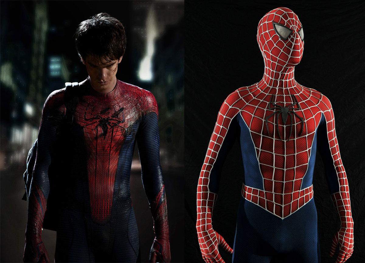 ... amazing spiderman costumes5 & Cool Spider-Man: amazing spider man costumes